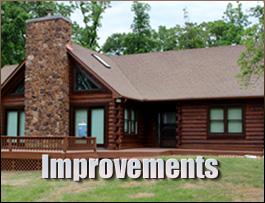 Log Home Improvement  Knox County, Kentucky