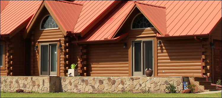 Log Home Sealing in Knox County, Kentucky
