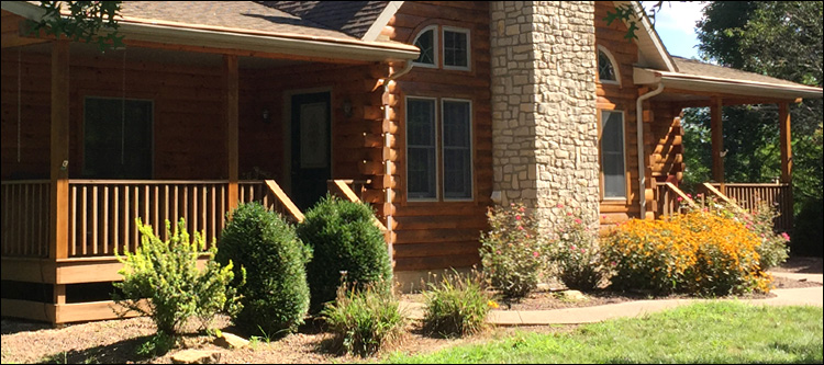 Log Home Damage Repair  Knox County, Kentucky